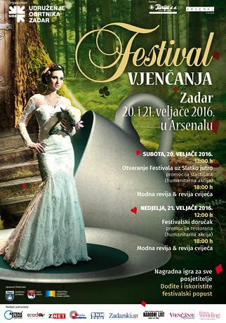 9. Festival vjenčanja Zadar